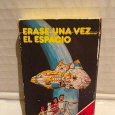 Barajas de cartas: BARAJA FOURNIER ERASE UNA VEZ EL ESPACIO AÑOS 1981 SIN EXTRENAR. Lote 212934006
