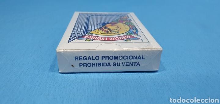 Barajas de cartas: BARAJA ESPAÑOLA FOURNIER - REGALO PROMOCIONAL- BARAJA COMPLETA Y PRECINTADA - Foto 5 - 213217468
