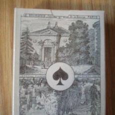Barajas de cartas: BARAJA FACSÍMIL LE BOURGEDIS, EDIT. DEL PRADO. PARIS. BARAJA IMPERIAL POKER DE 52 CARTAS. Lote 213314697