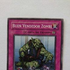 Barajas de cartas: CARTA YU-GI-OH ORIGINAL EN ESPAÑOL YU GI OH BUEN VENDEDOR ZOMBI. Lote 213589020