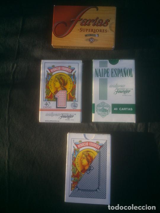 JUEGO DE CARTAS BARAJA ESPAÑOLA NAIPES - H. FOURNIER (Juguetes y Juegos - Cartas y Naipes - Baraja Española)