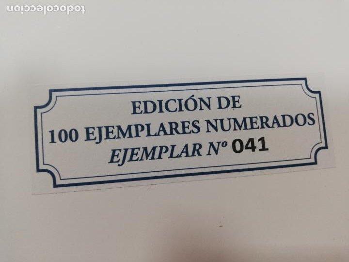 Barajas de cartas: LOS NAIPES DE CADIZ. PRIMERA EDICIÓN. EJEMPLAR Nº441 DE 100. 288 PAGS. NUEVO. 28,8 X 23,8 CM - Foto 3 - 213687163