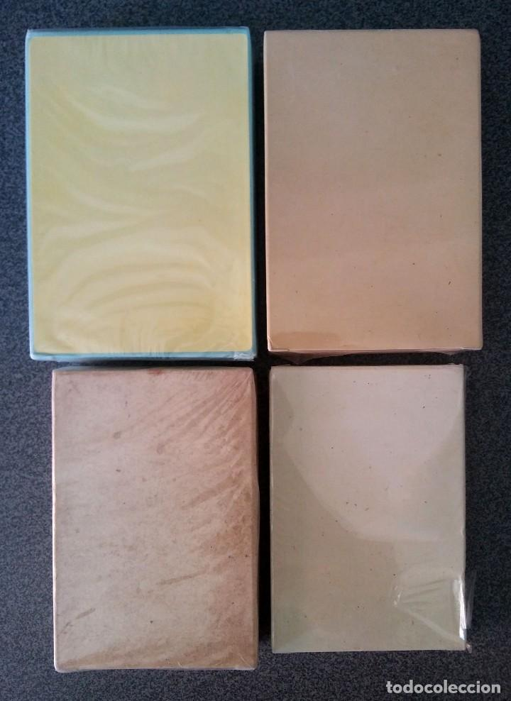 Barajas de cartas: Lote Barajas Britanicas Museo Fournier - Foto 3 - 213738911
