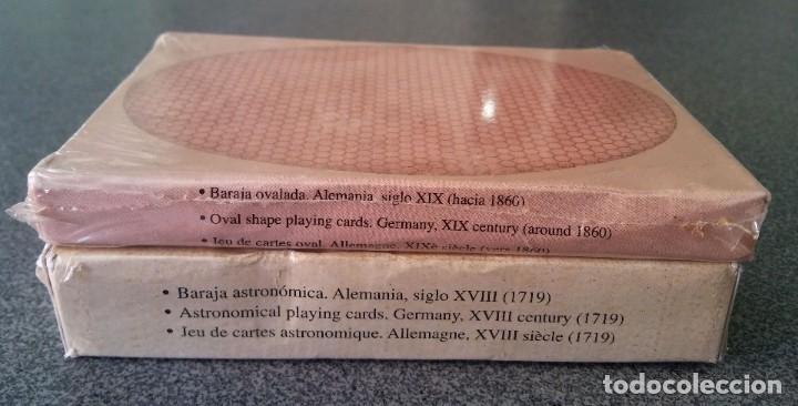 Barajas de cartas: Lote Barajas Alemanas Museo Fournier - Foto 3 - 213739032