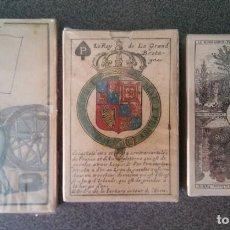 Barajas de cartas: LOTE BARAJAS FRANCESAS MUSEO FOURNIER. Lote 213739847