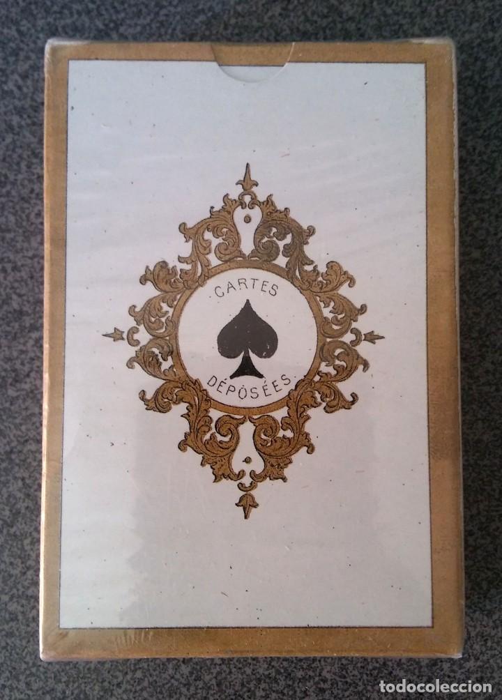 BARAJA PRIMERA CRUZADA BÉLGICA MUSEO FOURNIER (Juguetes y Juegos - Cartas y Naipes - Otras Barajas)