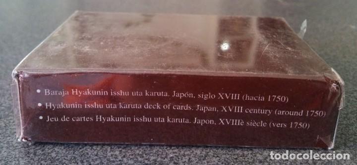 Barajas de cartas: Baraja Hyakunin issu uta karuta Japón Museo Fournier - Foto 3 - 213742900