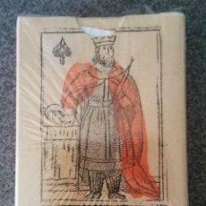 Barajas de cartas: BARAJA PARA PREDECIR LA FORTUNA RUSIA MUSEO FOURNIER. Lote 213743071