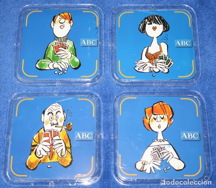 Barajas de cartas: Juego de MUS - Mingote - ABC - Fournier - Foto 6 - 213759637