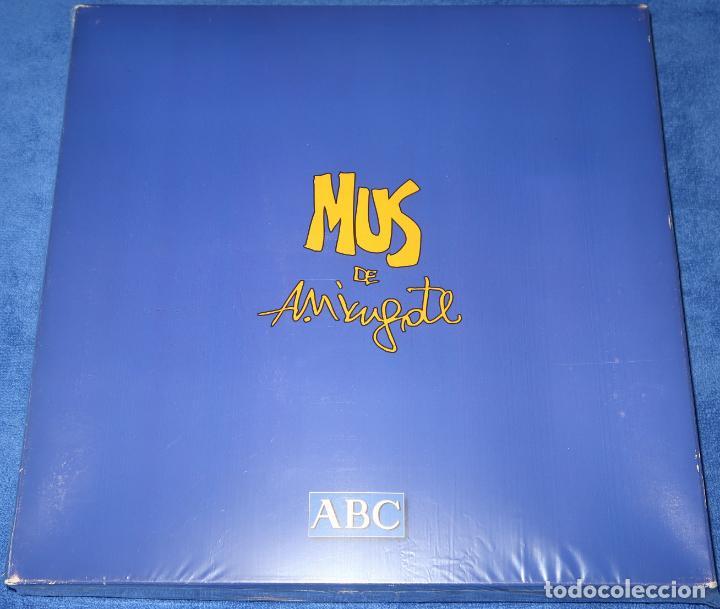 Barajas de cartas: Juego de MUS - Mingote - ABC - Fournier - Foto 9 - 213759637
