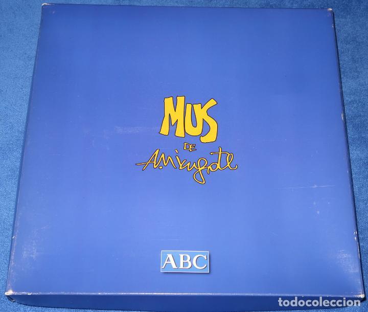 JUEGO DE MUS - MINGOTE - ABC - FOURNIER (Juguetes y Juegos - Cartas y Naipes - Baraja Española)
