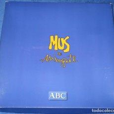 Barajas de cartas: JUEGO DE MUS - MINGOTE - ABC - FOURNIER. Lote 213759637