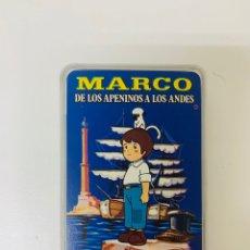 Barajas de cartas: BARAJA CARTAS MARCO EN ITALIA PRIMERA PARTE 1976. Lote 214000056