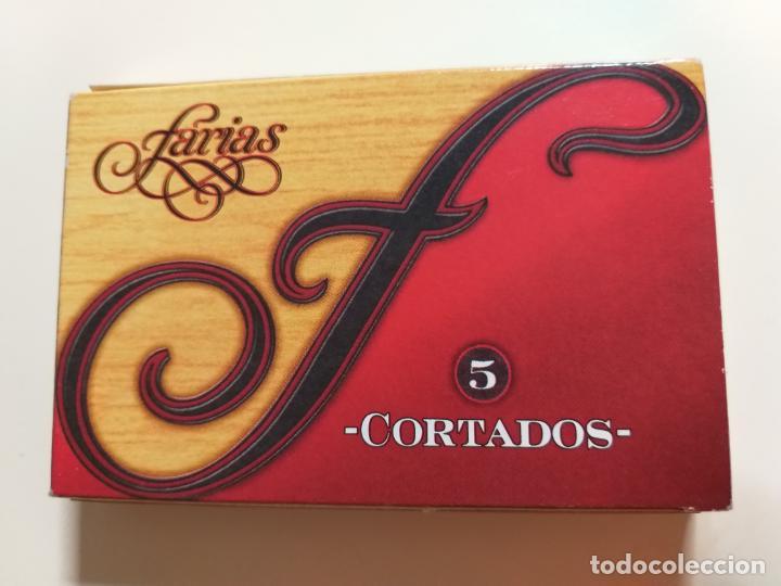 Barajas de cartas: Baraja clasica española con publicidad de Farias mini - Foto 3 - 214442447