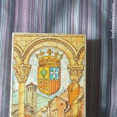 Barajas de cartas: BARAJA ARAGONESA EN CAJA CAI 1979 CARTAS. Lote 214708467