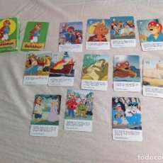 Barajas de cartas: BARAJA CARTAS FOURNIER SANDOKAN. Lote 214830828