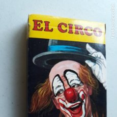 Mazzi di carte: EL CIRCO BARAJA NAIPES FOURNIER NUEVA SIN USO. Lote 214863320