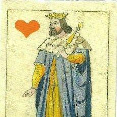 Barajas de cartas: REPLICA BARAJA CHIARI - ITALIA S. XIX (1850) - COLECCION FOURNIER - NUEVA / PRECINTADA !!!*. Lote 236897215