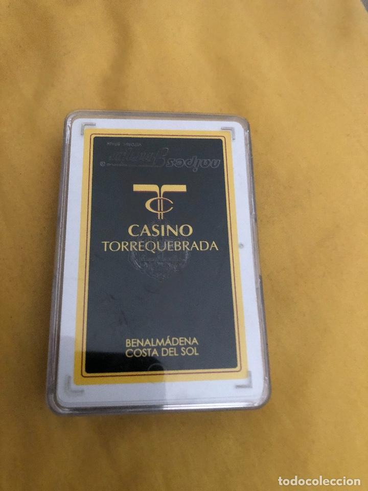 BARAJA HERACLIO FOURNIER CASINO TORREQUEBRADA (Juguetes y Juegos - Cartas y Naipes - Baraja Española)
