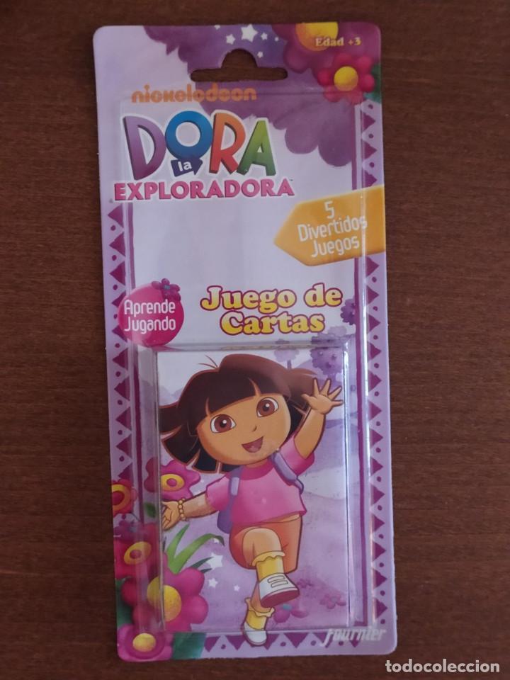 BARAJA DORA LA EXPLORADORA MODELO B - JUEGO DE CARTAS INFANTIL - A ESTRENAR - FOURNIER (Juguetes y Juegos - Cartas y Naipes - Barajas Infantiles)