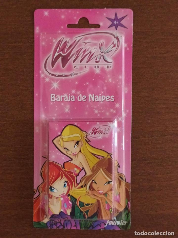 BARAJA WINX MODELO B - JUEGO DE CARTAS INFANTIL - A ESTRENAR - FOURNIER (Juguetes y Juegos - Cartas y Naipes - Barajas Infantiles)