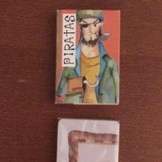 Mazzi di carte: BARAJA PIRATAS - JUEGO DE CARTAS INFANTIL - A ESTRENAR. Lote 215122605