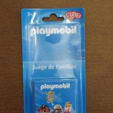 Jeux de cartes: BARAJA PLAYMOBIL - JUEGO DE CARTAS INFANTIL - A ESTRENAR - FOURNIER. Lote 215135138