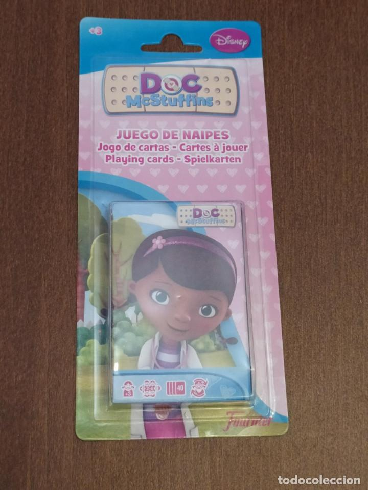 BARAJA DOCTORA JUGUETES - JUEGO DE CARTAS INFANTIL - FOURNIER - A ESTRENAR (Juguetes y Juegos - Cartas y Naipes - Barajas Infantiles)