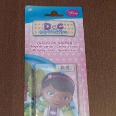 Jeux de cartes: BARAJA DOCTORA JUGUETES - JUEGO DE CARTAS INFANTIL - FOURNIER - A ESTRENAR. Lote 215138057