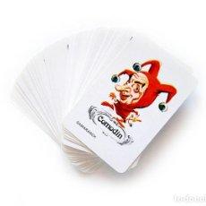 Barajas de cartas: BARAJA DE NAIPES TEMÁTICA DEPORTIVA - EDICIONES AMAIKA - AÑOS 70. Lote 215354061