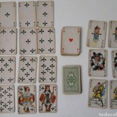Barajas de cartas: ANTIGUA BARAJA DE POKER .. Lote 215628221