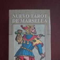 Barajas de cartas: BARAJA DE CARTAS DE TAROT DE MARSELLA. Lote 215741521