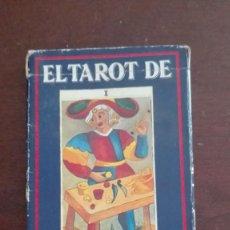 Barajas de cartas: BARAJA DE TAROT TRIBUNA. Lote 215743347