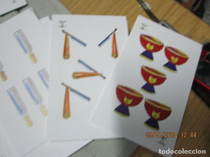 Barajas de cartas: baraja española homenaje a la peluqueria de arte alicante sobre el quijote dificil - Foto 8 - 229235790