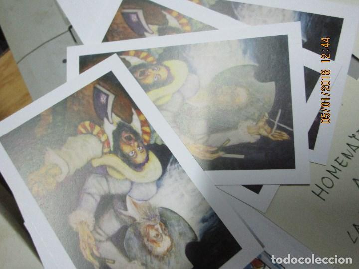 Barajas de cartas: baraja española homenaje a la peluqueria de arte alicante sobre el quijote dificil - Foto 10 - 229235790