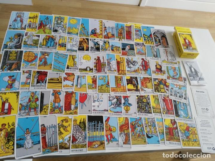TAROT TSIGANE GIPSY. TAROT GITANO. ZICEUNER TAROT -2007 (Juguetes y Juegos - Cartas y Naipes - Barajas Tarot)