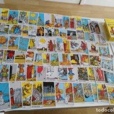 Barajas de cartas: TAROT TSIGANE GIPSY. TAROT GITANO. ZICEUNER TAROT -2007. Lote 215804718