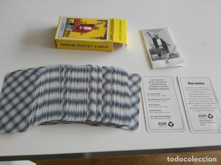 Barajas de cartas: TAROT TSIGANE GIPSY. TAROT GITANO. ZICEUNER TAROT -2007 - Foto 3 - 215804718