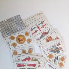 Barajas de cartas: LOTE BARAJAS CARTAS DOS TOROS. Lote 215875215