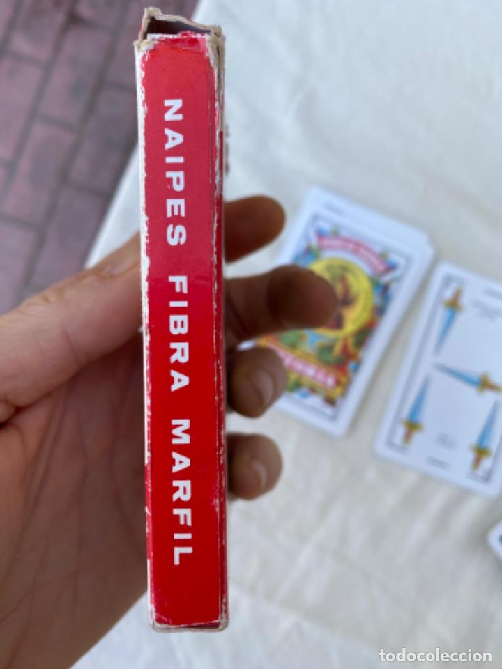 Barajas de cartas: cartas playing cards ANTIGUA BARAJA PUblicidad codere naipes fibra marfil HERACLIO FOURNIER - Foto 5 - 216534453