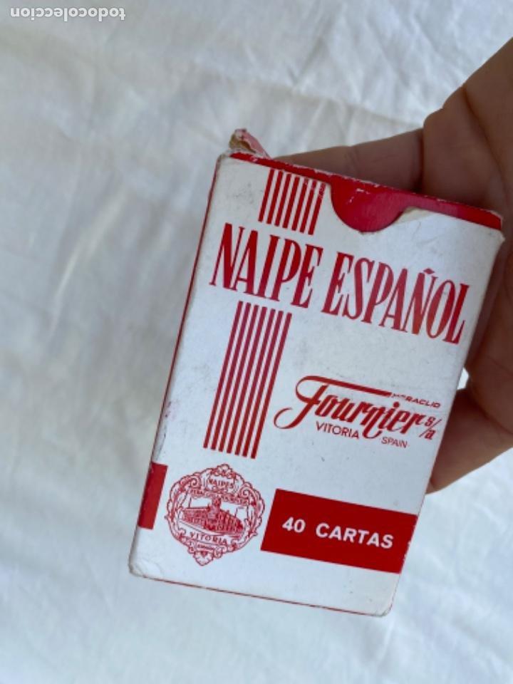 Barajas de cartas: cartas playing cards ANTIGUA BARAJA PUblicidad codere naipes fibra marfil HERACLIO FOURNIER - Foto 7 - 216534453