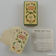 Jeux de cartes: TAROT ESPAÑOL BILINGÜE HERACLIO FOURNIER. Lote 216634585