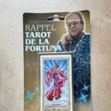 Mazzi di carte: RAPPEL . TAROT DE LA FORTUNA (DESCATALOGADO) - NAIPES HERACLIO FOURNIER. Lote 216752595