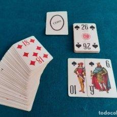Barajas de cartas: BARAJA DE CARTAS.-SIMEON DURA -1888-NAIPES ESPECIALES JUEGO DE LA HUERTA VALENCIANA. Lote 216881268