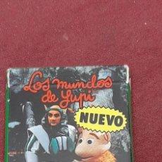 Mazzi di carte: BARAJA HERACLIO FOURNIER.. LOS MUNDOS DE YUPI. 1988. Lote 216959941