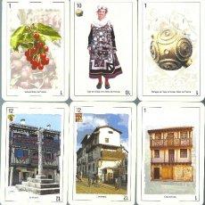 Jeux de cartes: BARAJA ESPAÑOLA SERRANA (SALAMANCA)-AÑO 2020. Lote 217050585