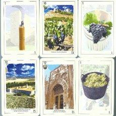 Mazzi di carte: BARAJA ESPAÑOLA DE LA D.O. RIBERA-AÑO 2020. Lote 217050691