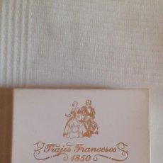 Barajas de cartas: CARTAS TRAJES FRANCESES. Lote 217070646