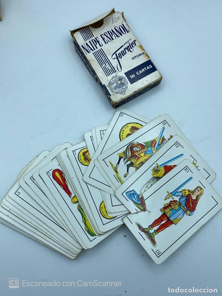 Barajas de cartas: LOTE DE 32 BARAJAS DE CARTAS. CARNAVAL DE CADIZ. FOURNIER. JUEGO DE LA GUERRA...VER TODAS LAS FOTOS. - Foto 15 - 217101570