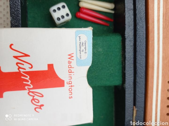 Barajas de cartas: JUEGO DE NAIPES PLAYING CARDS AÑO 1963 - Foto 3 - 217138951